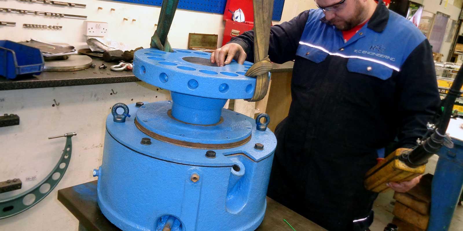 Bearing Repairs